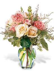 Love In Bloom Bouquet From Rogue River Florist, Grant's Pass Flower Delivery