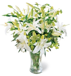 Lilies & More Bouquet From Rogue River Florist, Grant's Pass Flower Delivery
