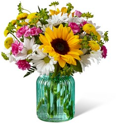 The FTD Sunlit Meadows Bouquet From Rogue River Florist, Grant's Pass Flower Delivery