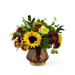 The FTD Fall Harvest Bouquet From Rogue River Florist, Grant's Pass Flower Delivery