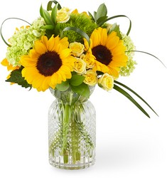 The FTD Sunlit Days Bouquet From Rogue River Florist, Grant's Pass Flower Delivery