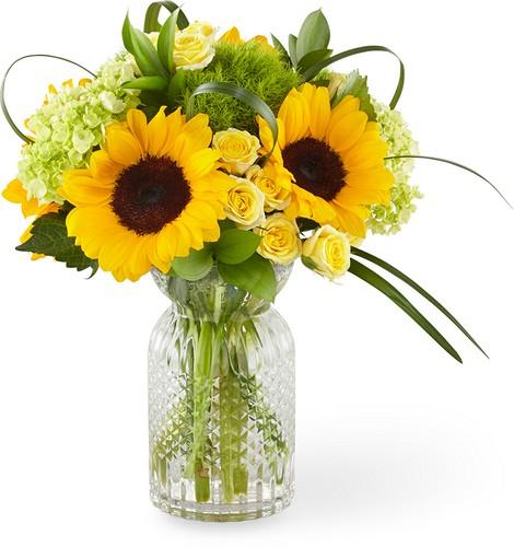 The FTD Sunlit Days Bouquet