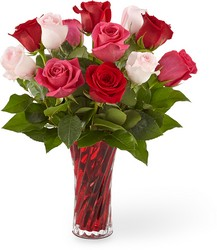 The FTD Sweetheart Roses Bouquet From Rogue River Florist, Grant's Pass Flower Delivery