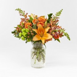 Fresh & Rustic Bouquet From Rogue River Florist, Grant's Pass Flower Delivery