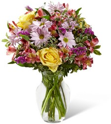 The FTD True Charm Bouquet From Rogue River Florist, Grant's Pass Flower Delivery