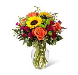 The Color Craze Bouquet From Rogue River Florist, Grant's Pass Flower Delivery
