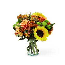 Autumn Splendor Bouquet From Rogue River Florist, Grant's Pass Flower Delivery