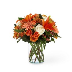 Falling for Autumn Bouquet  From Rogue River Florist, Grant's Pass Flower Delivery