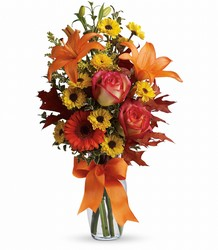 Burst of Autumn From Rogue River Florist, Grant's Pass Flower Delivery